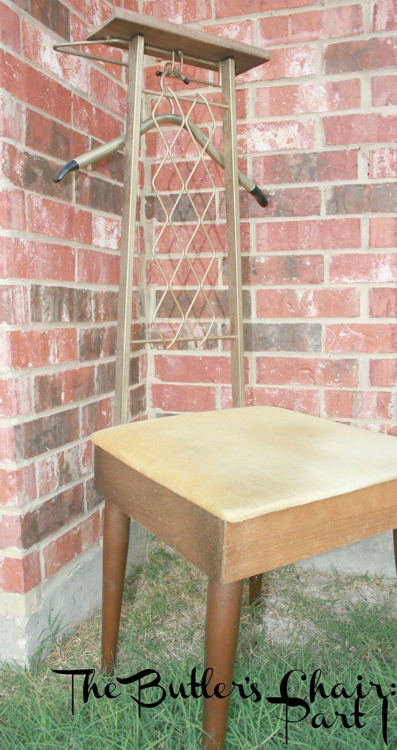 Butler's chair